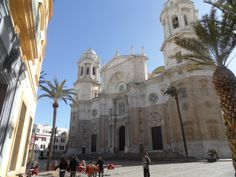 la plaza de la catedral