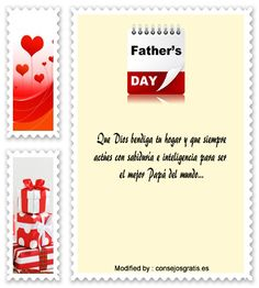 descargar frases bonitas para el dia del Padre,descargar mensajes para el dia del Padre: http://www.consejosgratis.es/bonitos-mensajes-por-el-dia-del-padre/