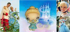 Cinderella kawaii Lovi Lovi Creations by LoviLoviCreations.deviantart.com on @deviantART