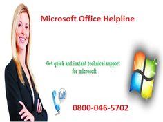 Microsoft Office Helpline
