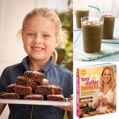 Melissa dArabian Shares 3 Surprisingly Healthy After-School Snacks