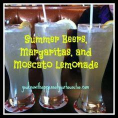 summer beverag, summer beer, drink receip, cheer, food
