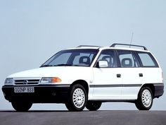 Opel Astra Caravan (1991 – 1994). Opel Astra Caravan, Maybach, Cute Cars, Gmc Trucks, Station Wagon, Concept Cars, Cars And Motorcycles, Mercedes Benz, Automobile