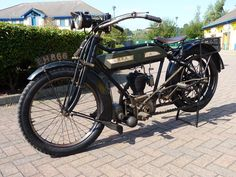 1913 BSA 3.1/2 HP watch the video - Motorcycles For Sale - Vin and Vet