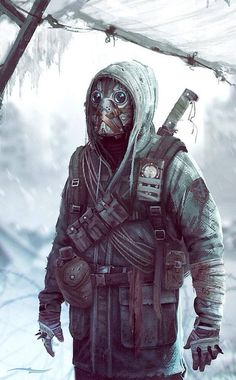 post apocalyptic soldier - Google Search