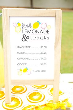 DIY Wood Crate Lemonade Stand | Make & Do Studio