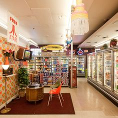 Free Atari, Koppa's Farwell Foods MILWAUKEE
