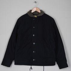 N-1 Deck jacket | Buzz Rickson | Peggs & son