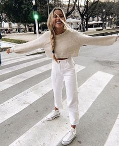 32 Weekend Outfit Ideas – What to wear on a weekend - Outfit Styles Mode Outfits, Casual Outfits, Fashion Outfits, Womens Fashion, Fashion Trends, Fashion Hacks, Fashion Tips, Fashion Ideas, Tomboy Outfits
