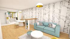 Design interior casa Pipera Residential Park - iDecorate Couch, Interior Design, Park, Furniture, Home Decor, Design Interiors, Homemade Home Decor, Sofa, Home Interior Design
