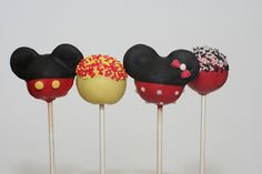 walt disney world cake pops | think you'd be able to find them in any bakery on Walt Disney World ...