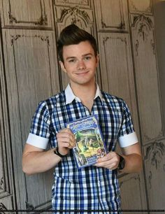 Chris Colfer #TLOS