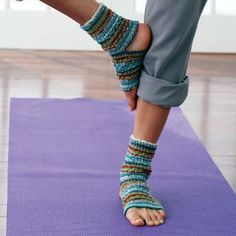 Patons® Yoga Socks