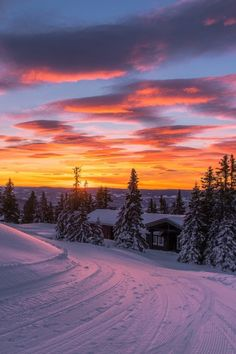sundxwn:  coming home from skiingby Jørn Allan Pedersen