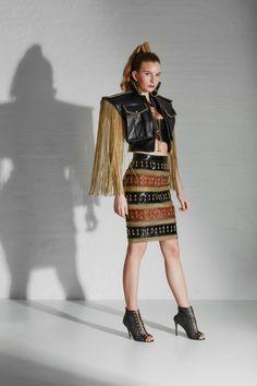 Bohemian, Punk, Leather, Collection, Tops, Women, Fashion, Moda, Fashion Styles