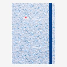 NOTEBOOK - LARGE - BOAT - Notebook - Notebooks