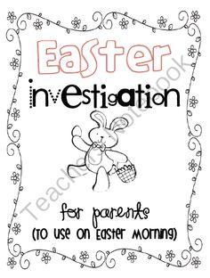 The 25+ best Easter scavenger hunt ideas on Pinterest