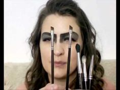 AWESOME Make-up tips for Frank-N-Furter (Rocky Horror)