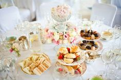 High Tea & Events ~ Wouldn\'t this be lovely for a Wedding Reception ...