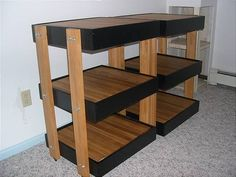 Anyone have good plans for a DIY audio rack?