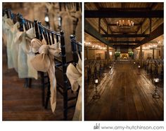 The gorgeous rustic, elegant barn at Heartwood Hall // Classic details, vintage inspiration, Southern elegance // A sophisticated Heartwood Hall wedding. Memphis Wedding Photography by Amy Hutchinson Photography // Venue: Heartwood Hall
