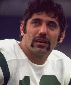 """Broadway"" Joe Namath  New York Jets QB"
