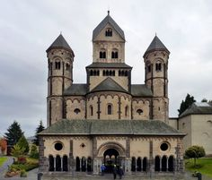 Maria Laach Abbey - Germany