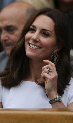 A beleza de Kate Middleton DANIEL LEAL-OLIVAS / AFP