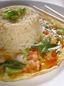 Caldo de camar n programa tu cocina cuarta temporada - Risotto arroz integral ...