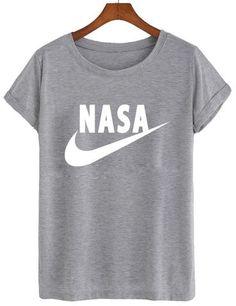 nasa shirt #clothing