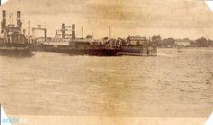 Masnedø, Orehoved, færgerne, omkring 1930