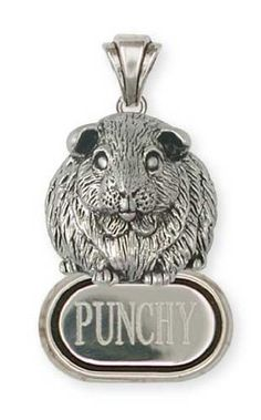 Guinea Pig Personalized Pendant Jewelry