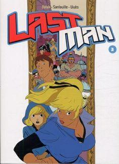 """Lastman"" , de Balak, Mickaël Sanlaville et Bastien Vivès (Casterman), 12,50 €."