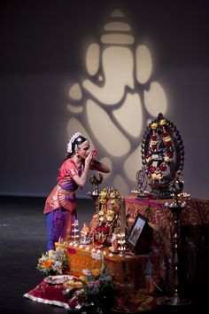 bharatanatyam arangetram stage decoration