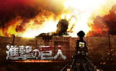 Get episodes of Attack on Titan right now on Sony Video Unlimited!