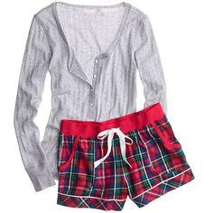Victoria's Secret Dreamer Flannel Boxer PJ Cute Pajama Sets, Cute Pjs, Cute Pajamas, Pajamas Women, Vs Pajamas, Loungewear Outfits, Sleepwear & Loungewear, Nightwear, Lingerie Sleepwear
