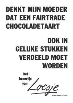 fairtrade chocolade