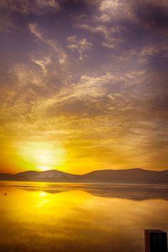 Morning glow by Ichiro Murata