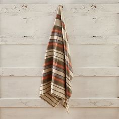 Striped Alpaca Throw, Sunset in Outdoor Living Throws + Rugs at Terrain