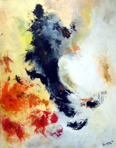 © Liza - Buzzy - Loheac of the Hangar Abstract Artists - Abstract Vibrations 3