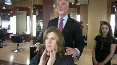 MAKEOVER! I've Worn the Same Hairstyle All my Life! By Christopher Hopkins,The Makeover Guy®