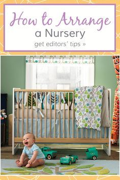 When you're up in the middle of the night for diaper changes and late-night feedings, you'll want the design of the room to be as practical as possible and have natural flow. We've outlined four different baby nursery layouts to get you started.