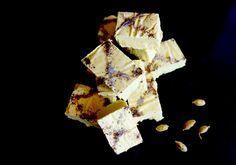 Raw Spiced Lemon Fudge