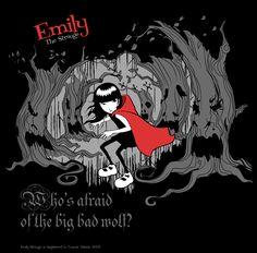 Little-Red-Emily-Strange-Hood by jx1-productions.deviantart.com on @deviantART