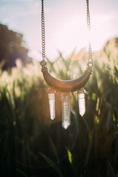 Moonchaser Necklace - Refined Bohemia