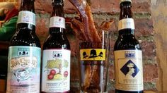 Like Bacon? Like Kalamazoo Stout? Try this awesome recipe submitted by a fan! Kalamazoo Stout Candied Bacon... yum!