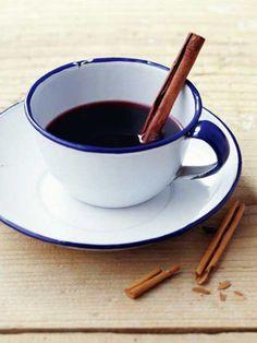 黒糖シナモンホットワイン