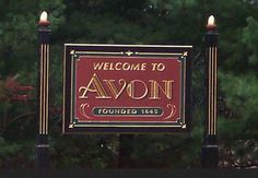 Welcome to Avon, CT