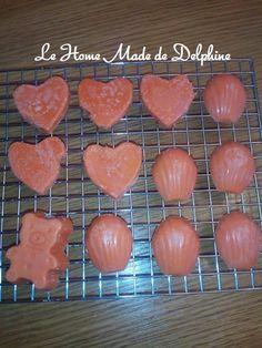 le home made de delphine barres de massage karitmangue recette originale de - Coloration Vgtale Sans Henn