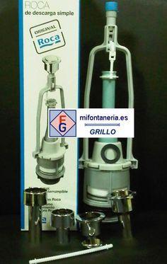 Mecanismo descarga geberit repuestos para for Repuestos para inodoros